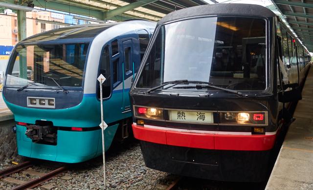 SVOと黒船電車